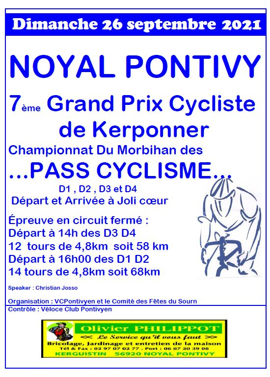 Grand Prix Cycliste de Kerponner