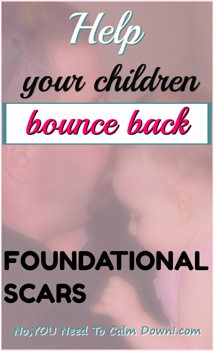 Help your children to bounce back after disappointment, failure and rejection. Teach them some resiliency.