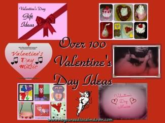 100 + Valentine's Day Ideas