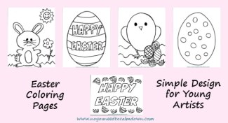 Easter Coloring Pages for Kids – Free Printables