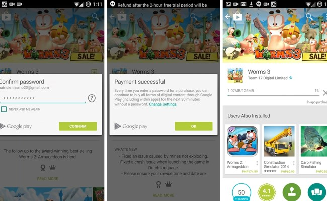 How To Buy Apps Games On Google Play Using Globe Prepaid