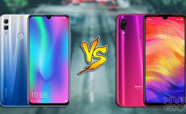 Honor 10 Lite Vs Xiaomi Redmi Note 7 Specs Comparison