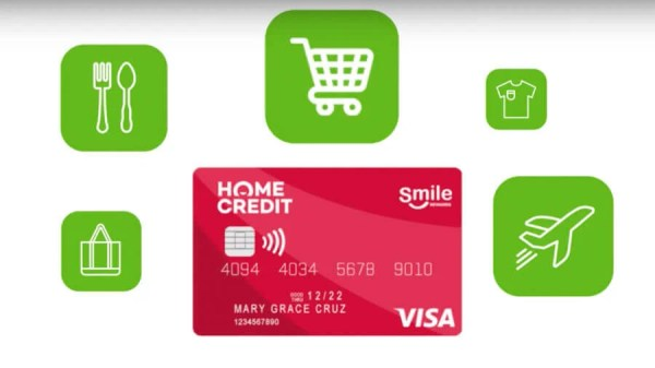 Home Credit Card now available | NoypiGeeks