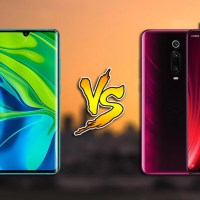 Xiaomi Mi Note 10 vs Xiaomi Mi 9T Pro: What's the difference?