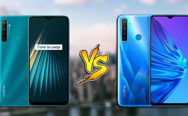 Realme 5i Vs Realme 5 What S The Difference Noypigeeks