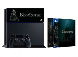 Bloodborne PS4 Black