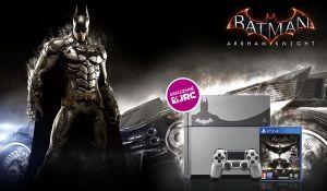 Batman AK Limited PS4