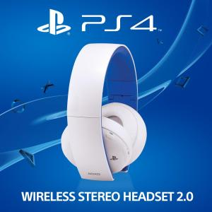 Wireless Stereo Hheadset 2.0