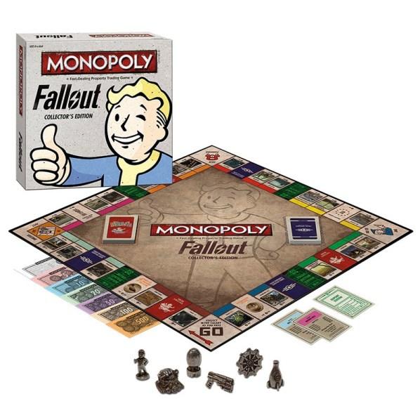Fallout Monopoly #1
