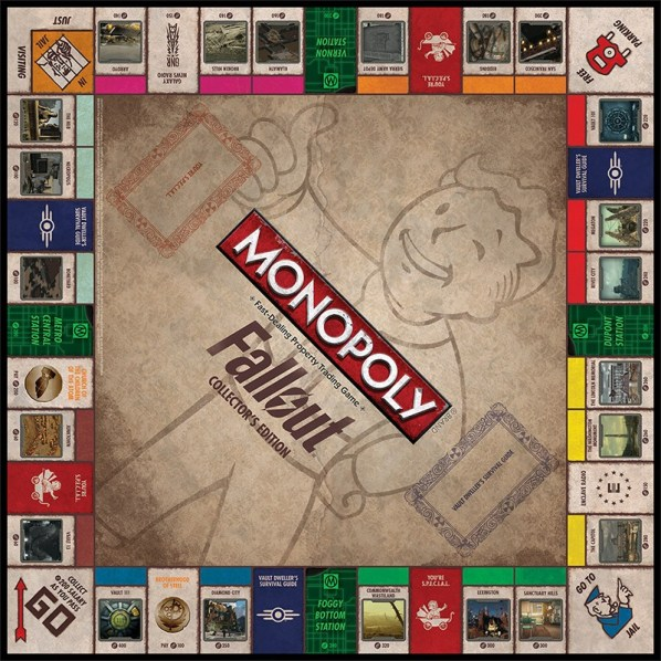 Fallout Monopoly #3