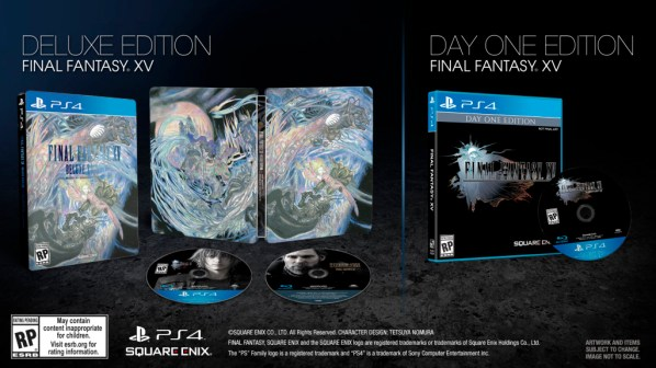 FFXV Deluxe Edition