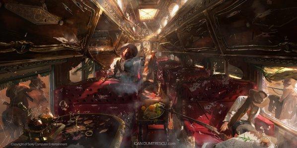 Ioan Dumitrescu Sony Artwork #1