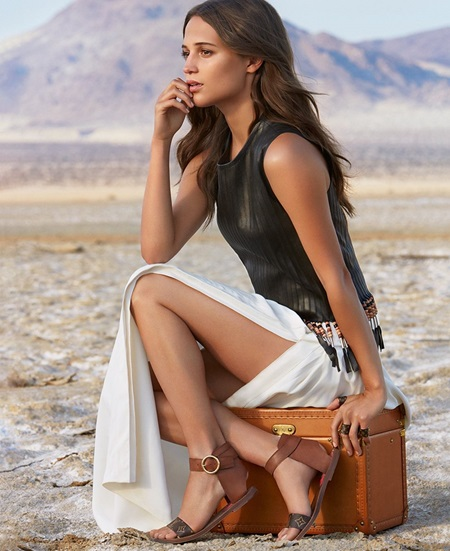 Tomb Raider Alicii Vikander