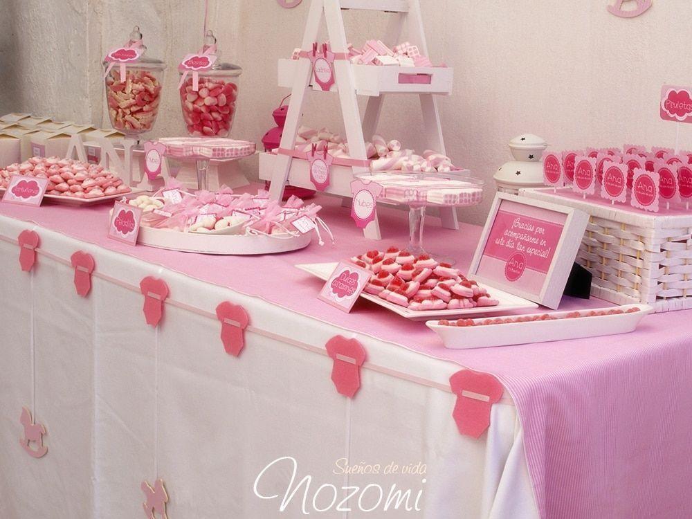 Candy Bar Bautizo Ana  Nozomi