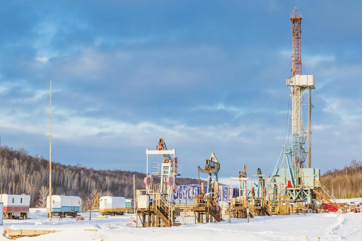 SCADA Cyber Security for an Industry 4.0 Oil and Gas Application