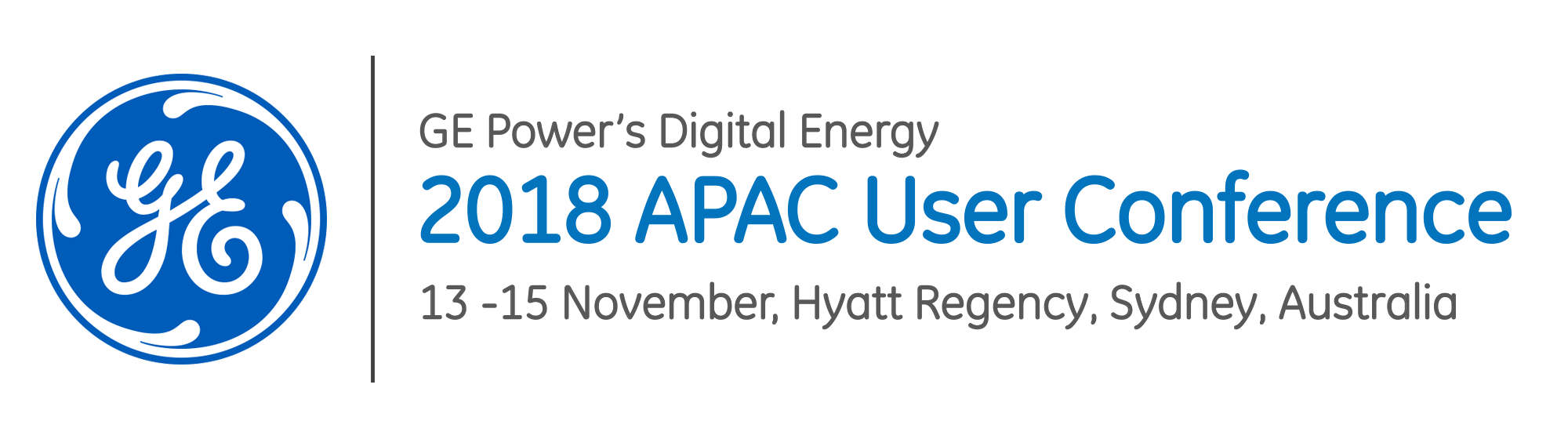 GE Power's Digital Energy 2018 APAC User Conference