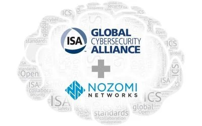 Nozomi Networks Helps Build ISA Global Cybersecurity Alliance