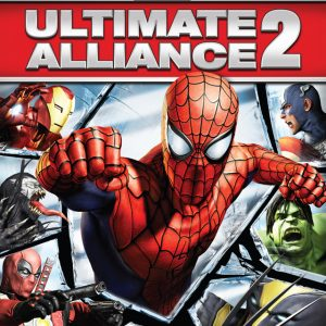 Jogo Ultimate Alliance 2 Wii