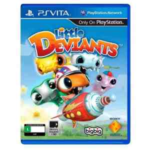 Jogo Little Deviants PS Vita NP4Game