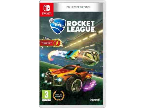 Jogo Rocket League Nintendo Switch