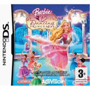 Jogo Barbie Dancing princesses 3DS