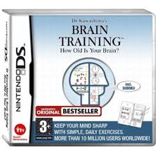 Jogo Brain Training DS