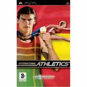Jogo International Atlhetics PSP