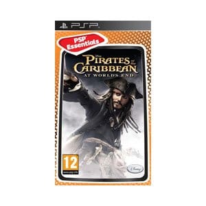 Jogo Pirates of the Caribbean At World's End PSP