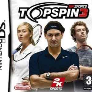 Jogo Topspin 3 DS