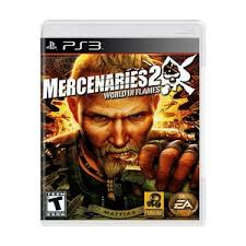 Jogo Mercenaries 2 World In Flames PS3 Seminovo