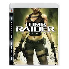 Jogo Tomb Raider Under World PS3 Seminovo