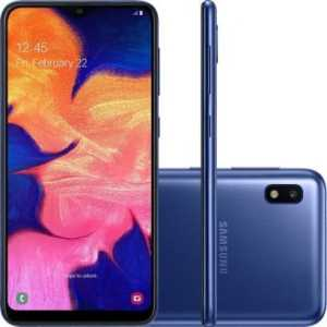 Samsung Galaxy A10 32GB DS Azul