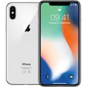 iPhone X 256gb prateado seminovo np4game