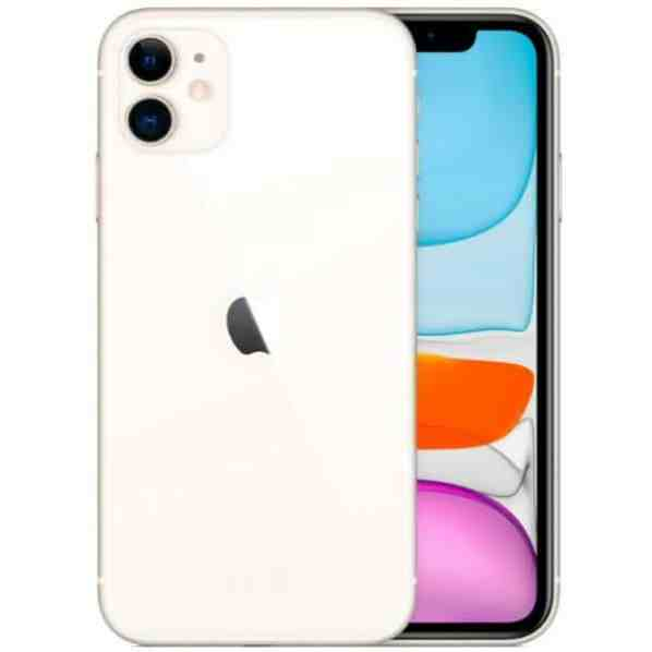 iPhone 11 64GB Branco Seminovo (Grade A)