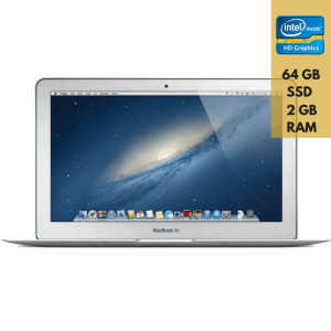 Apple MacBook Air 11 Core i5-2467M 2GB RAM 64GB SSD Seminovo