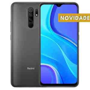 Xiaomi Redmi 9 64GB Cinzento Carbono NP4GAME