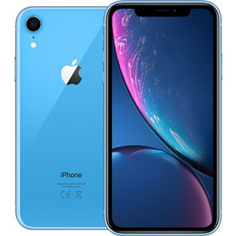 iPhone XR 64GB Azul Seminovo