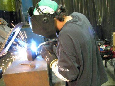 Pipe Dreams Production Welding Program