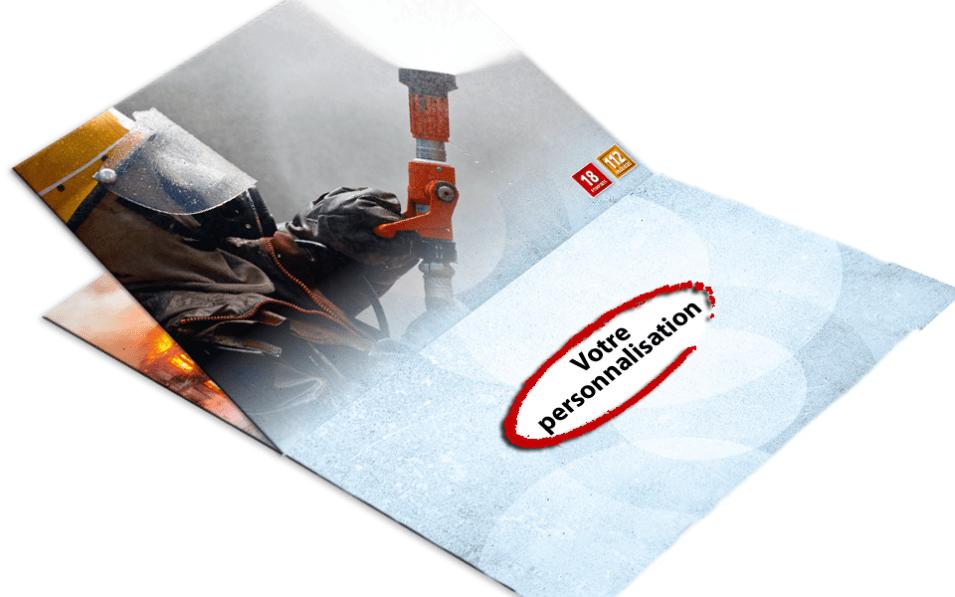 8+4 option-2 couverture texte et photo personnalisé slide-7, calendrier de pompiers personnalisable