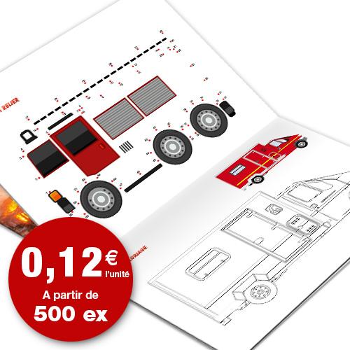 npc-calendrier.fr, calendrier des sapeurs-pompiers, coloriage-2018-produit