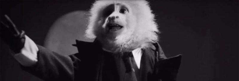 «What Did Jack Do?» David Lynch e una scimmia