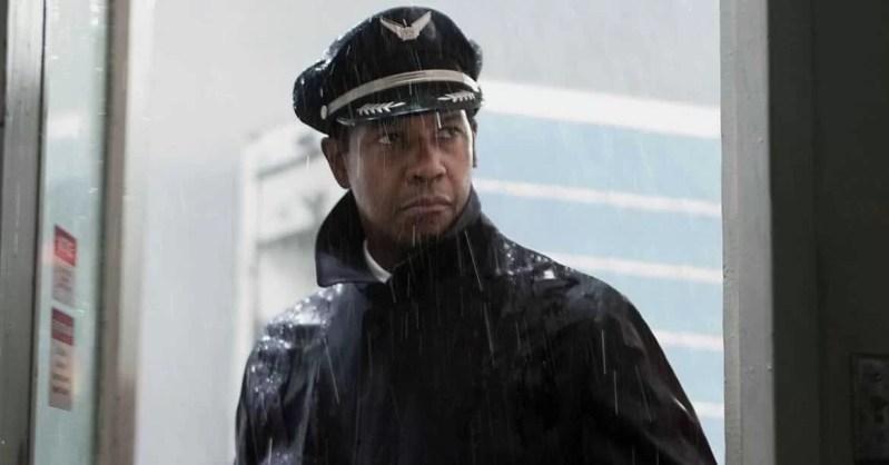 Rivedere «Flight» per un volo nella vita di Denzel Washington