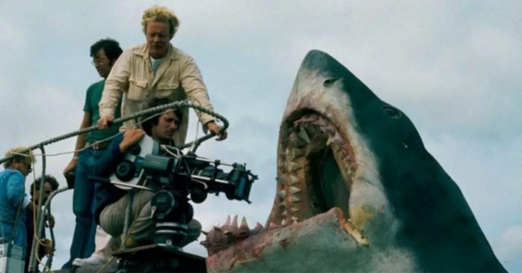 Lo squalo Steven Spielberg