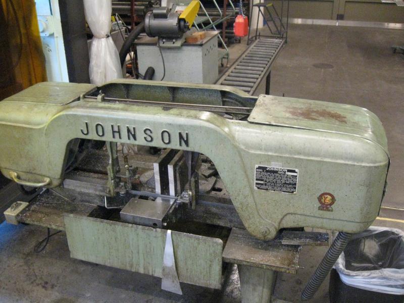 Johnson Saw
