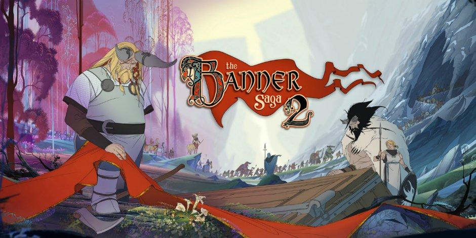 The Banner Saga 2 in azione su Nintendo Switch