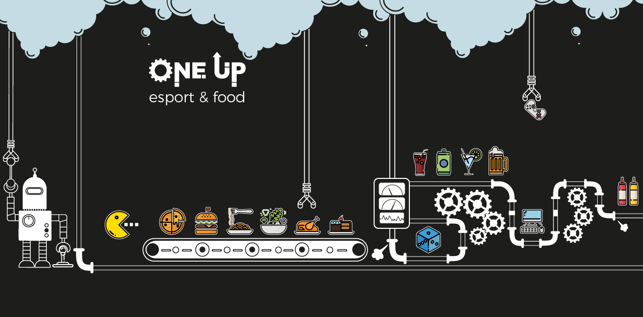 Approved by Nintendo Player: One Up eSPORTS Bar