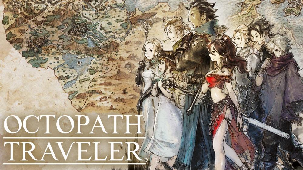 Octopath Traveler ha venduto ben 1.5 milioni di copie in tutto il mondo