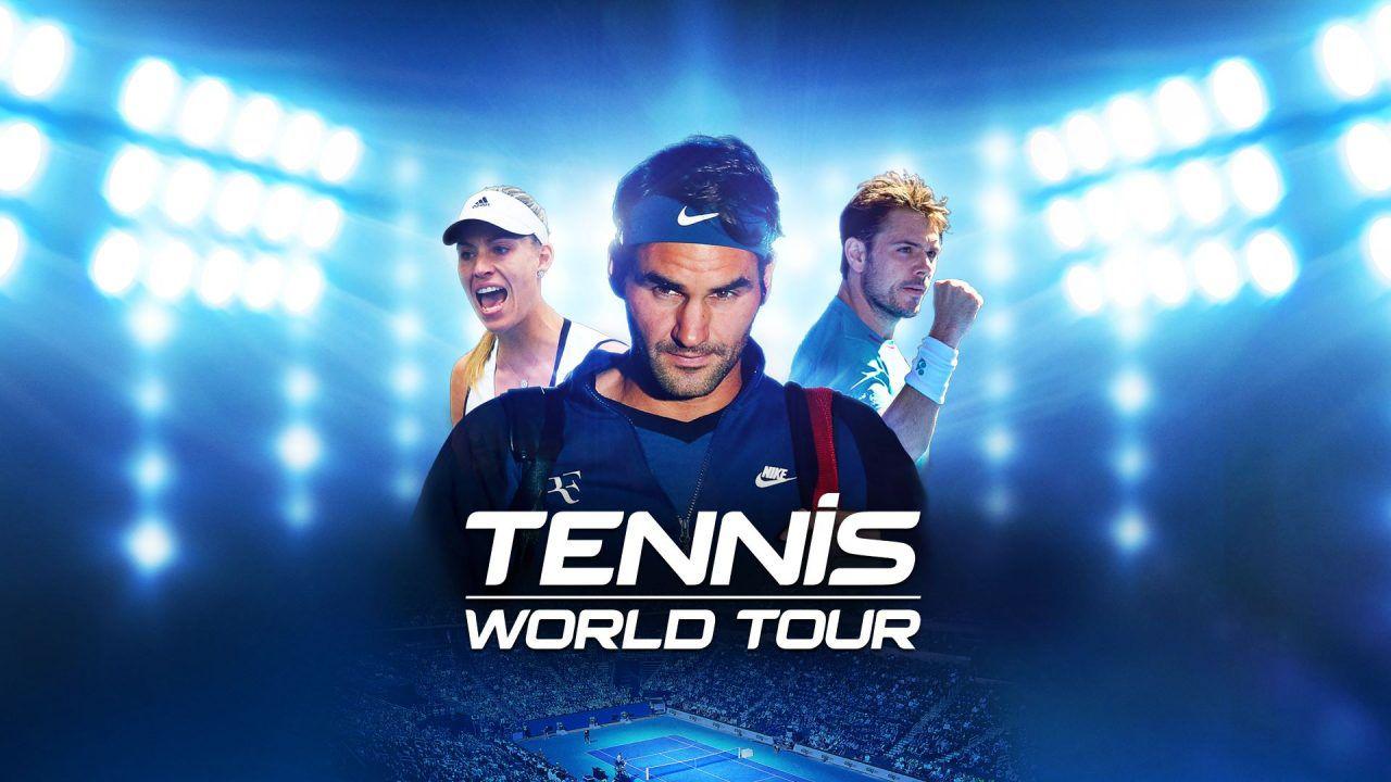 Bigben Interactive annuncia Tennis World Tour Roland Garros Edition per Nintendo Switch