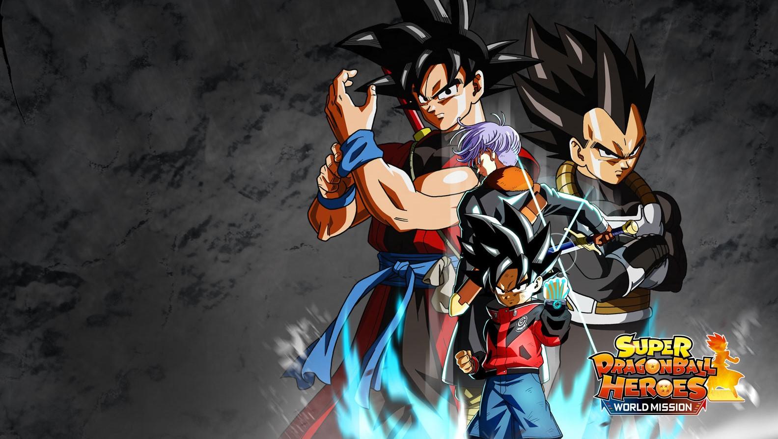 In arrivo la demo per Super Dragon Ball Heroes World Mission su Nintendo Switch