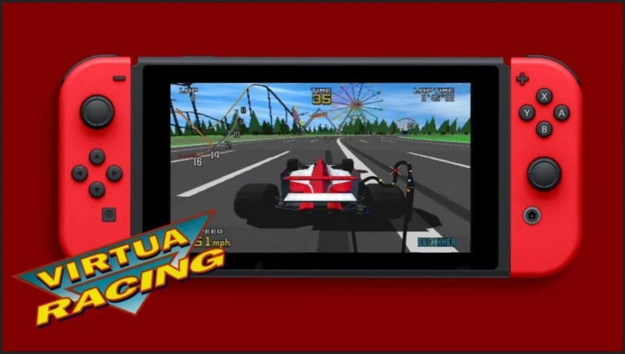 Annunciata la data d'uscita di Sega Ages Virtua Racing su Nintendo Switch